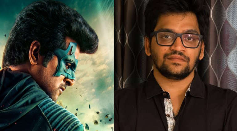 Sivakarthikeyan Encouraged me in all Possible Ways in Hero Movie, says Editor Ruban
