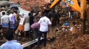 Tamil Nadu Rains 15 People Died of Wall Collapse In Nadoor Kannappan Layout, Coimbatore