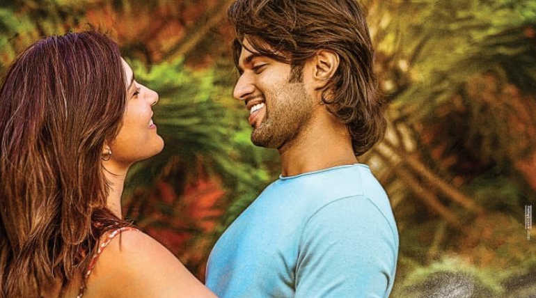 Raashi Khanna Romance Vijay Deverakonda in World Famous Lover