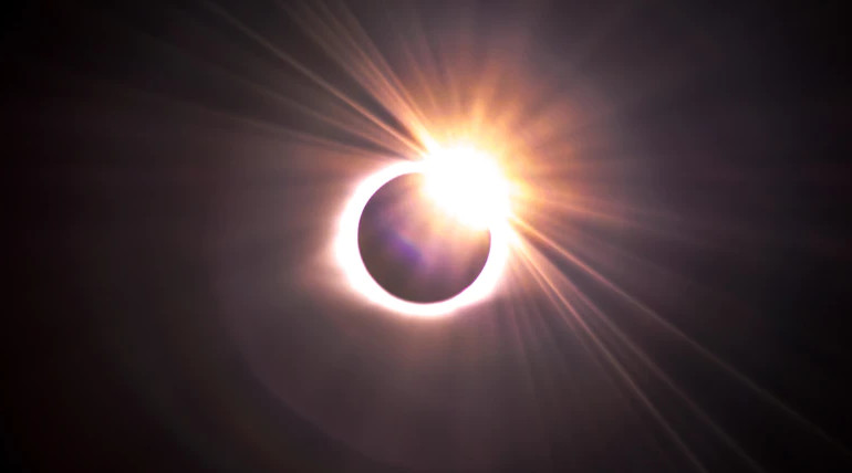 Karur People Can See the Ring of Fire of Solar Eclipse 2019