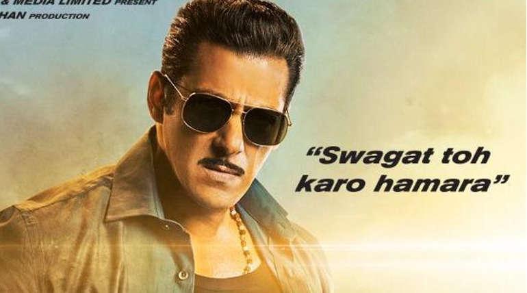Salman Khan Talks About Prabhu Deva in Dabangg 3 Movie PRESS Meet