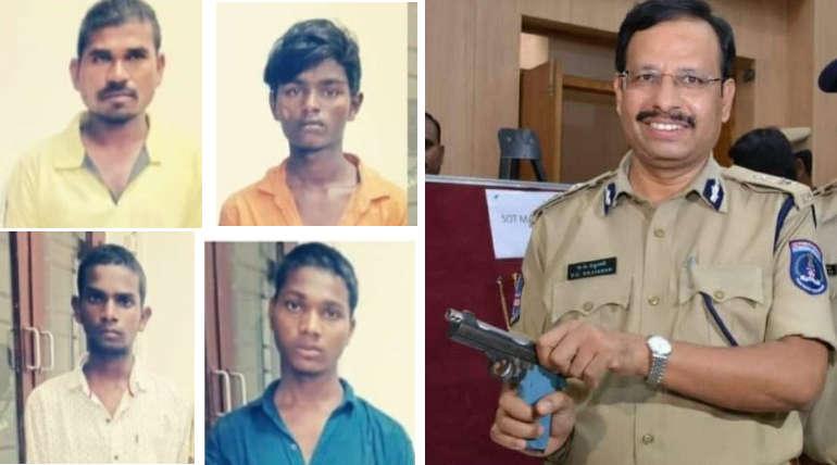 Doctor Priyanka Murder Case: Four Accused Were Killed in Encounter