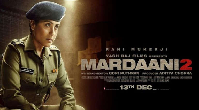Mardaani 2 Review: Rani Mukerji Steels the Show