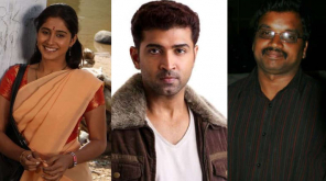 Arun Vijay and Regina Joins With Eeram Director Arivazhagan