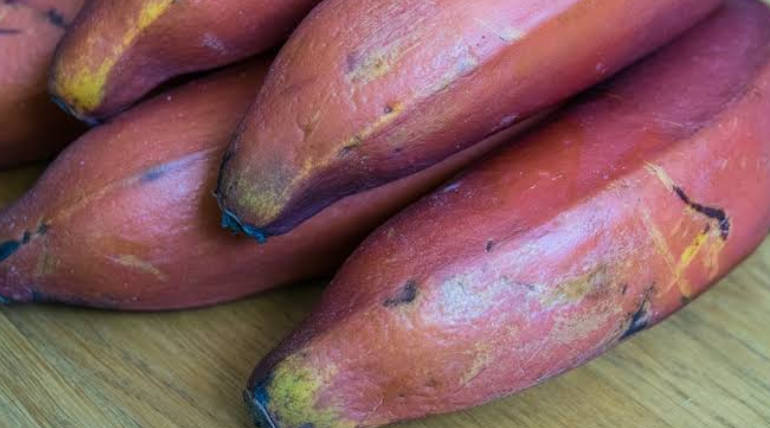 Are Red Bananas Painted Red in Tamil Nadu