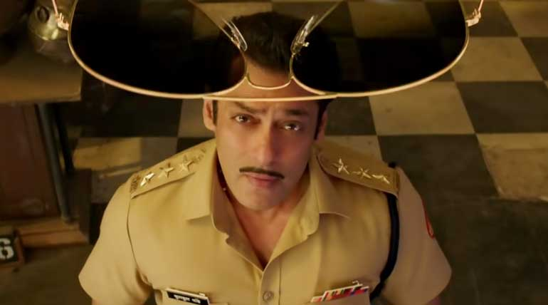 Salman Khan Dabangg 3 Movie