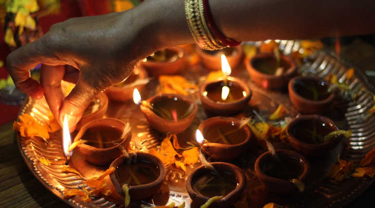 Tamil Nadu Celebrates Karthigai Deepam, the Festival of Lights