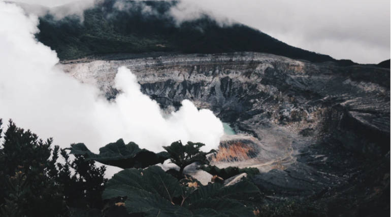 Atmosphere of Earth Was Contaminated Even Before the Killer Asteroid. Image Courtesy: Unsplash