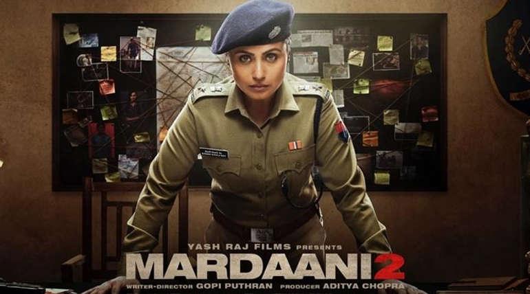 Tamilrockers leaked Mardaani 2 Movie Online
