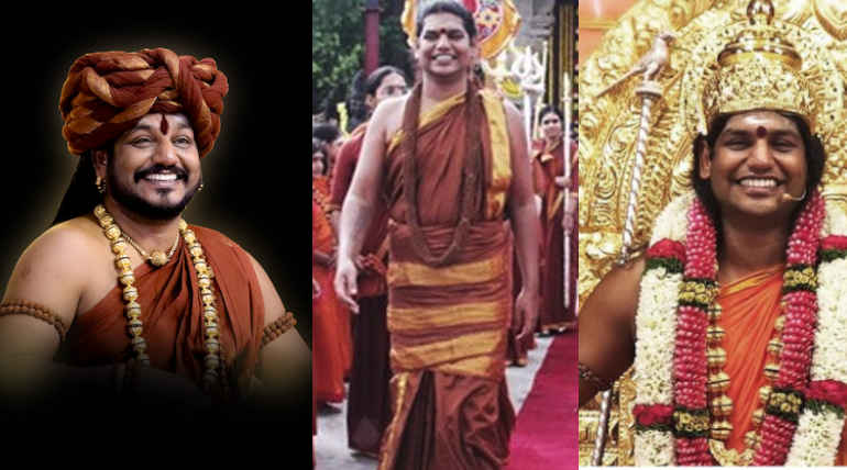 Who is Nithyananda, and how he slipped off to an island in Ecuador