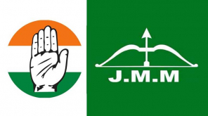 Congress-JMM alliance leads the poll