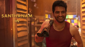 Santhanam New Movie Dagaalty Teaser Released With Blasting Comedies