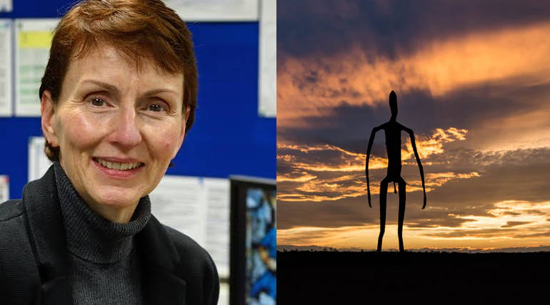 Aliens are Living Among Us on Earth, Says British Astronaut, Helen Sharman