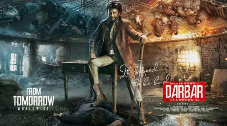 Darbar Third Day Box Office Collection