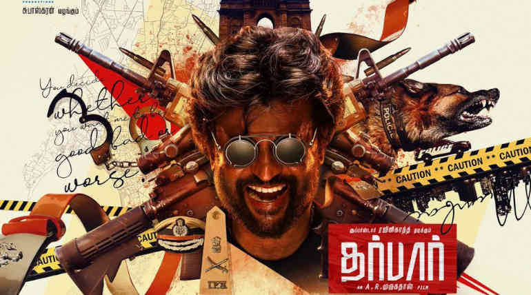 Darbar Box Office Collection This is the First Collection in Chennai