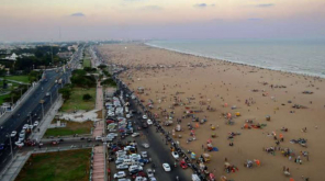 Traffic Restrictions and Diversions in Chennai- Image Courtesy Flickr