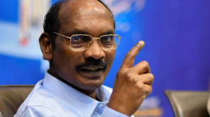 DR K Sivan- Chairman of ISRO- Image Courtesy-ISRO