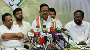 TN Congress President, Azhagiri Commented on The Arrest of Nellai Kannan