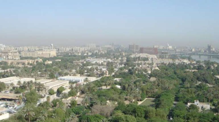 Katyusha Rockets Fall Near US Embassy at Green Zone of Baghdad