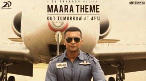 Soorarai Pottru-Maara Theme is About to Release Tomorrow 4 pm
