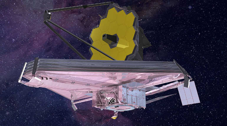James Webb Telescope Image Courtesy- NASA
