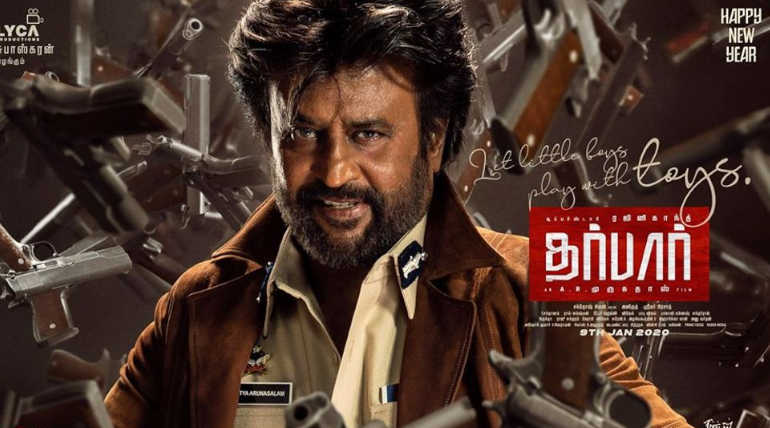 Darbar Movie Review