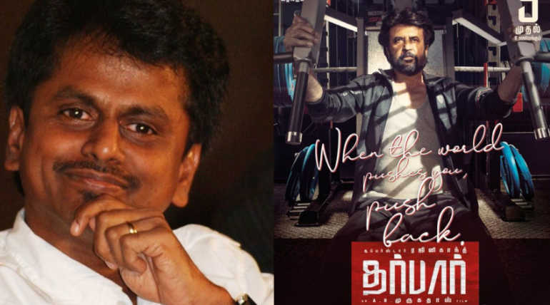AR Murugadoss on his Work With Rajinikanth For the First Time