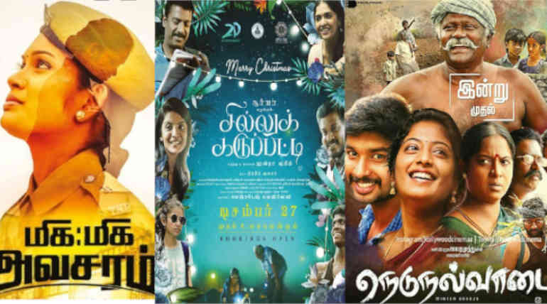 Top Five Tamil Movies of 2019 With Good Story