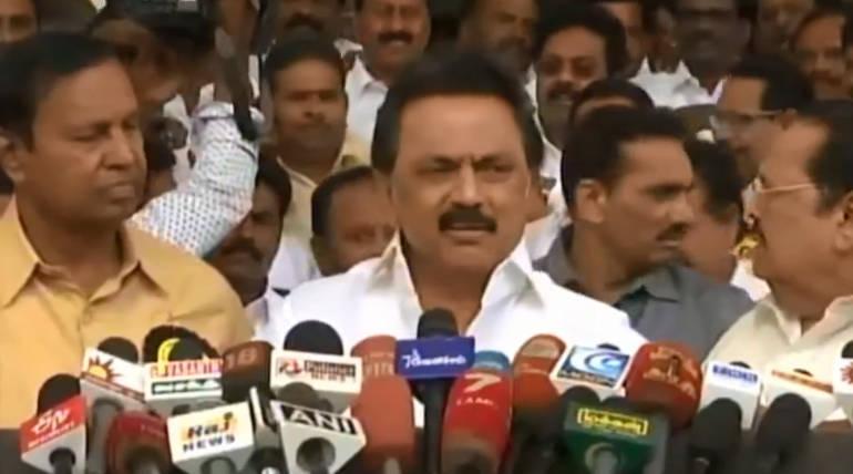 MK Stalin Asks Rajinikanth to Double-Check While Talking About Periyar