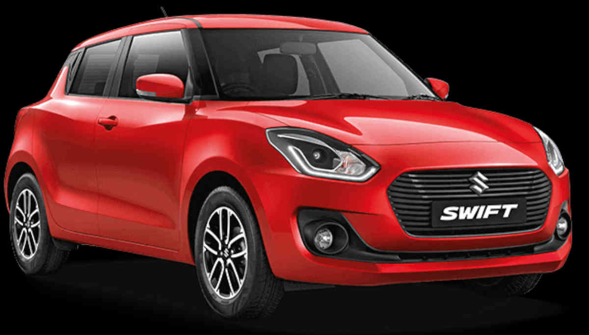 Maruti Suzuki Swift / Representation
