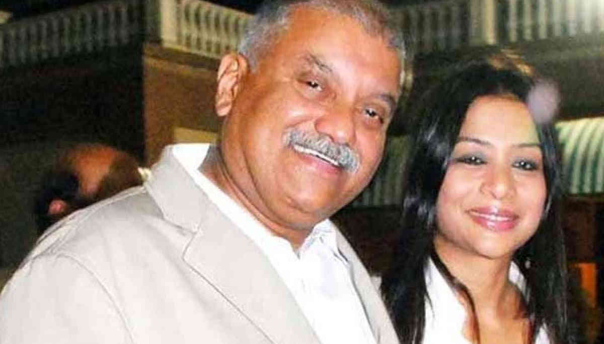Peter Mukerjea and Indrani