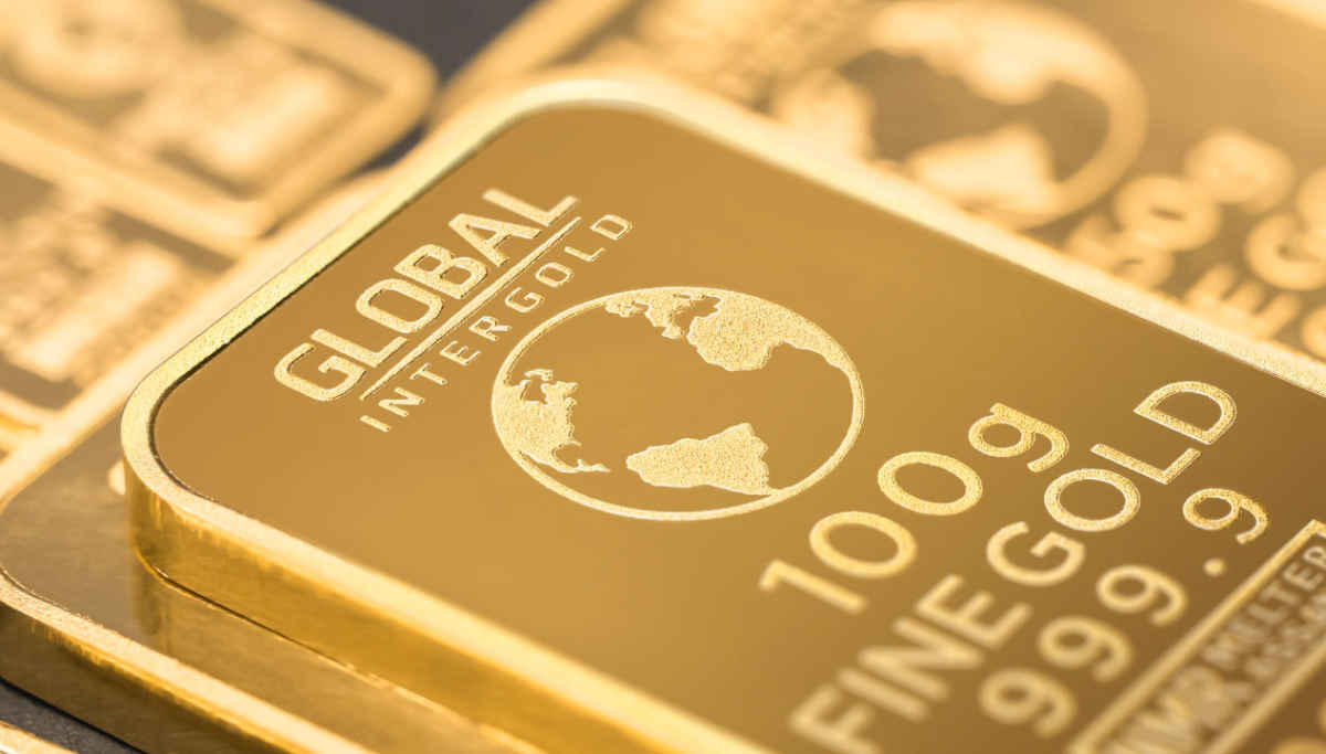Gold Bar / Representation