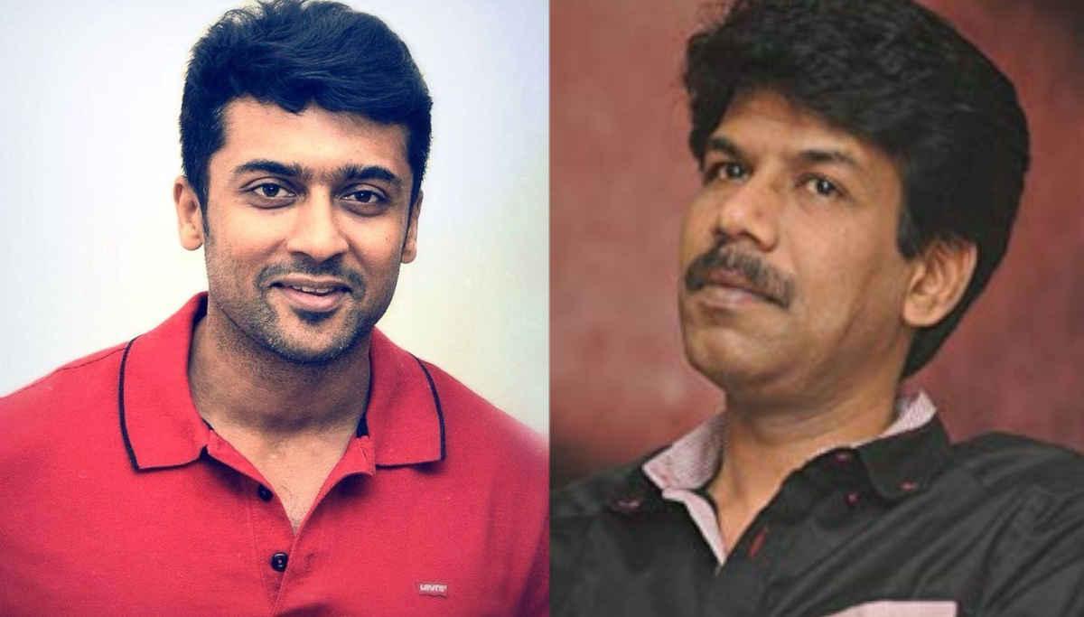 Suriya and Director Bala