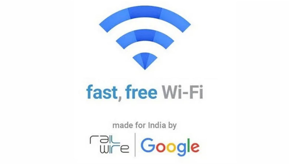 Google Free Wife Service in Railway Station