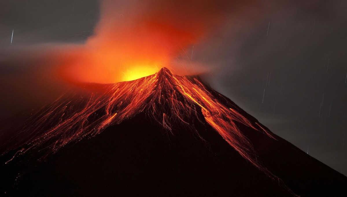 Tungurahua Volcano / Image Courtesy - Diariocritico de Venezuela/Flickr