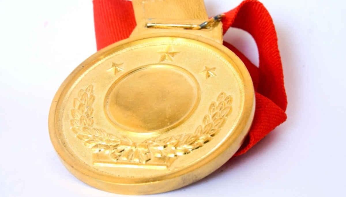 Gold Medal / Representation Image