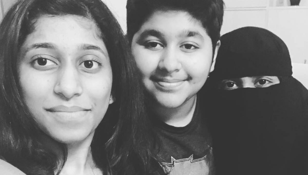 Raheema Ameen and Khatija - Children of A R Rahman