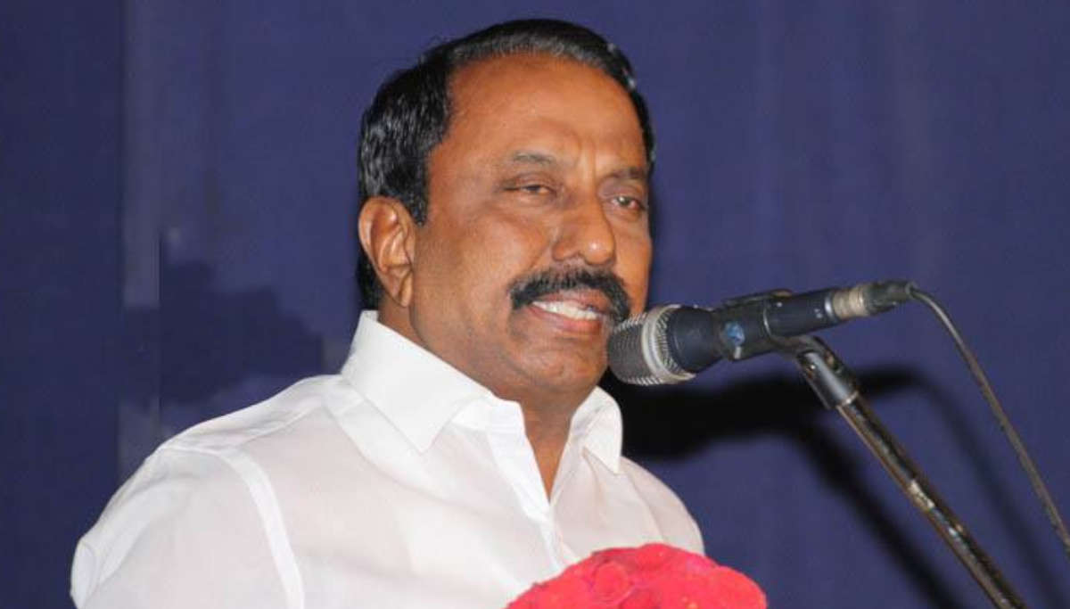 K A Sengottaiyan- Minister of School Education of the state of Tamil Nadu