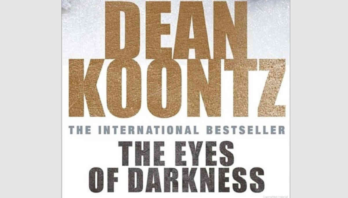 The Eyes of Darkness Cover