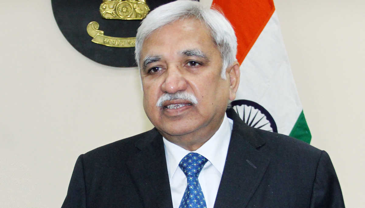Chief Election Commissioner Sunil Arora / Photo Courtesy - ECI
