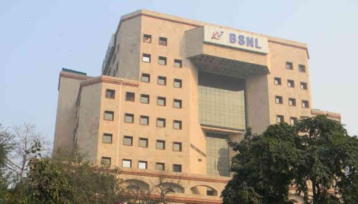 BSNL Headquarters