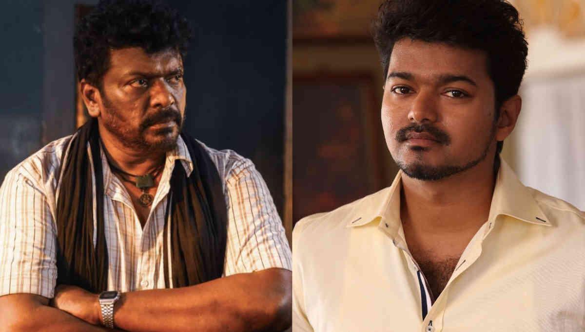 Parthiban and Vijay