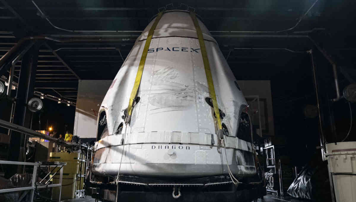 Elon Musk's SpaceX hires ex-NASA expert, prepares to launch astronauts