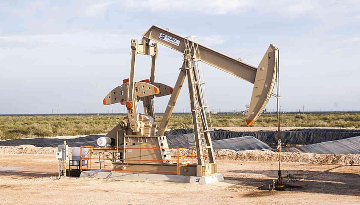 Oil pump / Representation