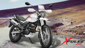 Hero MotoCorp bike Hero XPulse / Representation