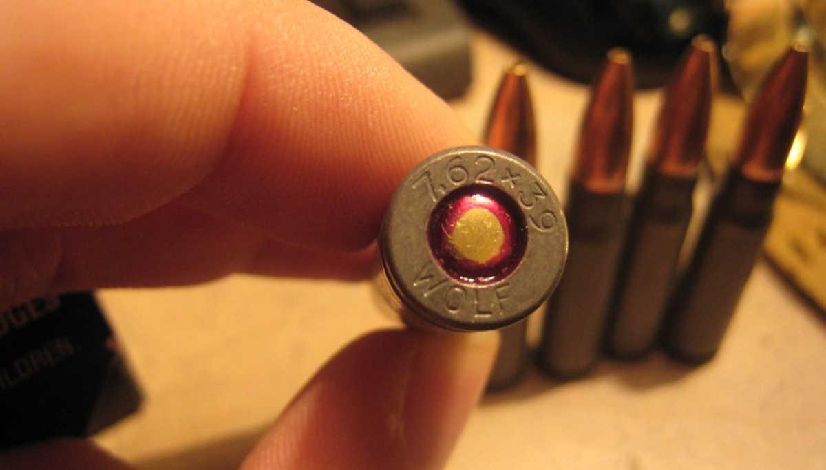 Pakistan-made Bullets found in Kerala / representation