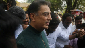 Kamal Get exemption from appearing for recreation of accident scene