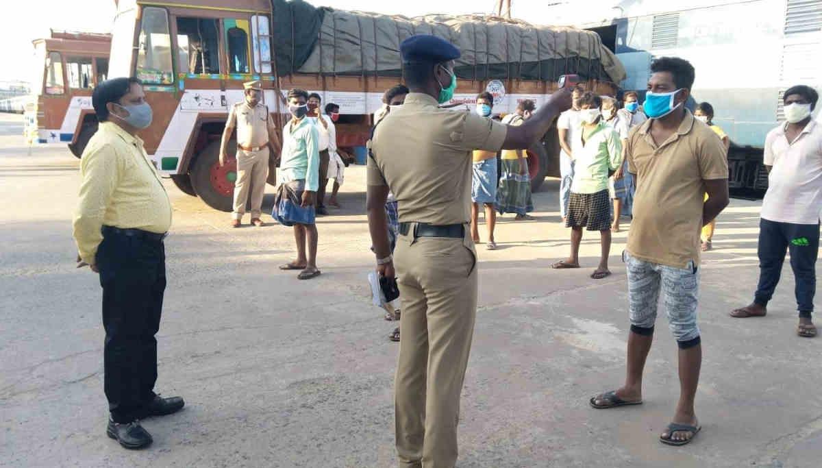 17 New Positive Coronavirus Cases Reported in Tamil Nadu