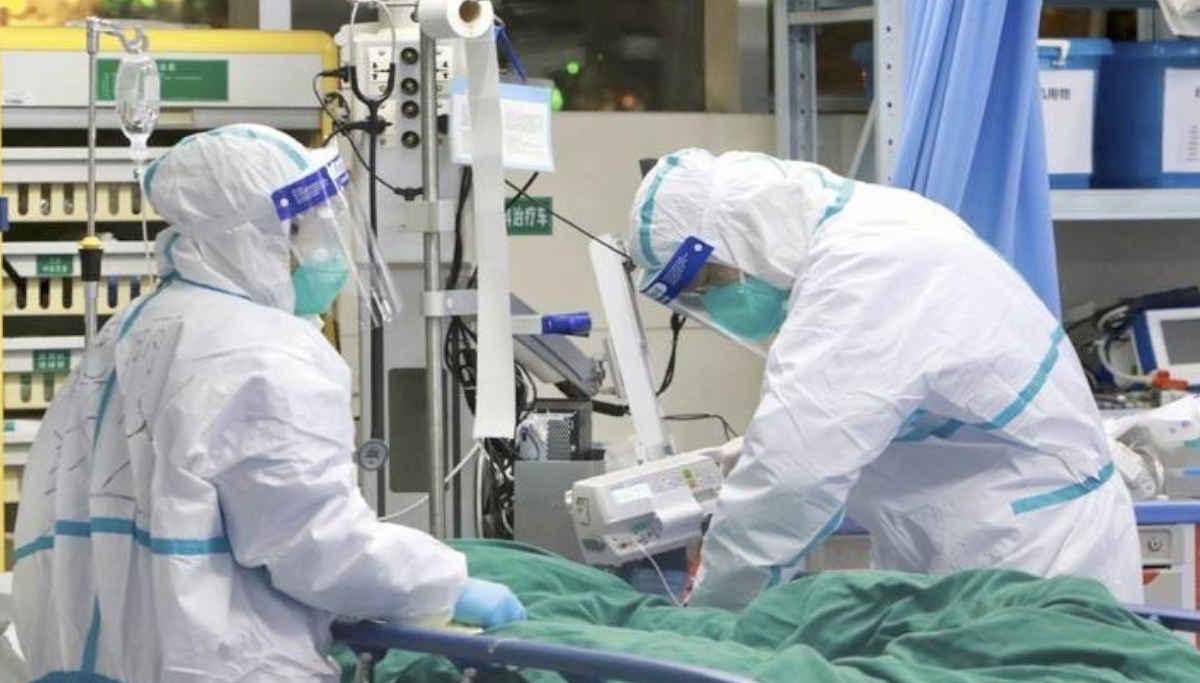 Coronavirus Suspected man Flees Hospital