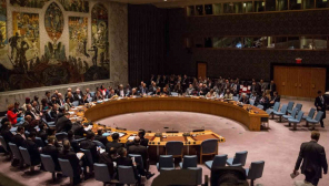 Coronavirus is not the agenda of UNSC